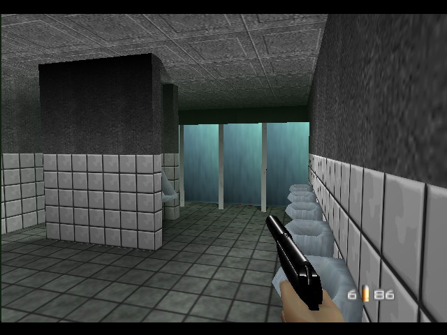 GoldenEye 007 - I can see you. - User Screenshot